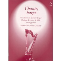 BEAUMONT-CHOLLET M. CHANTE LA HARPE VOL 2