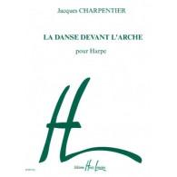 CHARPENTIER M.A. LA DANSE DEVANT L'ARCHE HARPE
