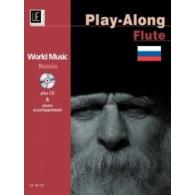 PLAY-ALONG WORLD MUSIC RUSSIA FLUTE