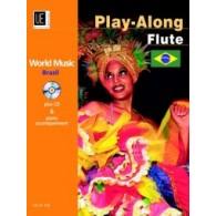 PLAY-ALONG WORLD MUSIC BRAZIL FLUTE