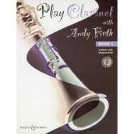 PLAY CLARINET WITH ANDY FIRTH VOL 1