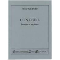 GERARD F. CLIN D'OEIL TROMPETTE UT
