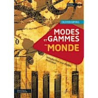 RIPOLL O. MODES ET GAMMES DU MONDE