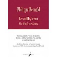 BERNOLD P. LE SOUFFLE LE SON FLUTE