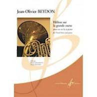 BEYDON J.O. HELENE SUR LA GRANDE OURSE COR