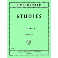 HOFFMEISTER F.A. ETUDES  ALTO
