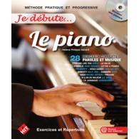 PHILIPPE-GERARD H. JE DEBUTE LE PIANO
