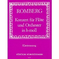 ROMBERG A. CONCERTO OP 30 FLUTE