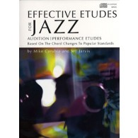 CARUBIA/JARVIS EFFECTIVE ETUDES FOR JAZZ BASS