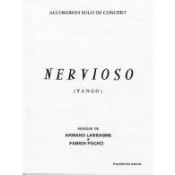 LASSAGNE A./PACKO F. NERVIOSO ACCORDEON
