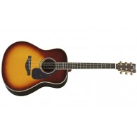 YAMAHA LL6BSARE BROWN SUNBURST