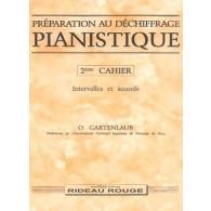 GARTENLAUB O. PREPARATION AU DECHIFFRAGE PIANISTIQUE VOL 2