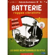 BUCHMANN P. BATTERIE REGGAE VIBRATIONS  BATTERIE
