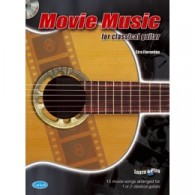MOVIE MUSIC FOR CLASSICAL GUITAR