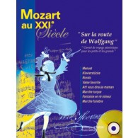 MOZART AU XXIME SIECLE PIANO
