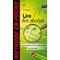 LE GUERN D./GARLEJ B. LIRE LES NOTES