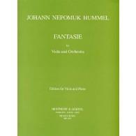HUMMEL J.N. FANTAISIE ALTO