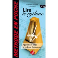 LE GUERN D./GARLEJ B. LIRE LE RYTHME