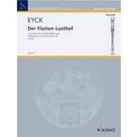 EYCK J.V. DER FLUITEN-LUSTHOF FLUTE A BEC