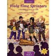 BLACKWELL D. VIOLA TIME SPRINTERS