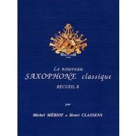 MERIOT M./CLASSENS H. LE SAXOPHONE CLASSIQUE VOL B SAXO ALTO