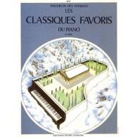 CLASSIQUES FAVORIS DU PIANO VOL 6