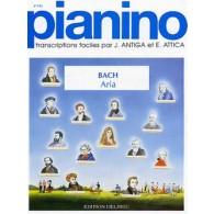 BACH J.S. ARIA PIANO