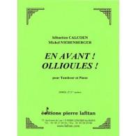 CALCOEN M./NIERENBERGER M. EN AVANT OLLIOULES TAMBOUR