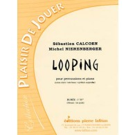 CALCOEN S./NIERENBERGER M. LOOPING PERCUSSION