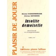 NIERENBERGER M./DEVIENNE O. INSOLITE DEMOISELLE COR