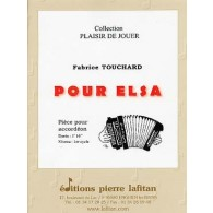 TOUCHARD F. POUR ELSA ACCORDEON