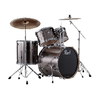 PEARL EXPORT ROCK 22 SMOKEY CHROME - EXX725SC-21