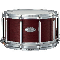 PEARL CAISSE CLAIRE FREE FLOATING 14X8 ACAJOU AFRICAIN FTMH1480