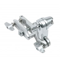 TAMA MC66  CLAMP MULTI ANGLES POUR PERCHETTE OU L-ROD