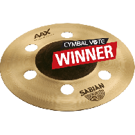 SABIAN AAX SPLASH 8 AIR - 20805XAB