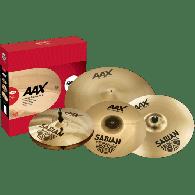 SABIAN AAX PACK X-PLOSION 14 -16 -21  + 18  FREE - 2500587XB