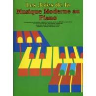 LES JOIES DE LA MUSIQUE DE MODERNE PIANO