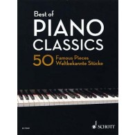 BEST OF PIANO CLASSICS