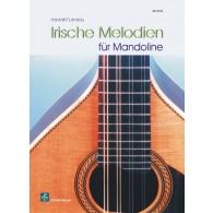 LANDAU H. W.F. IRISCHE MELODIEN MANDOLINE TABLATURE