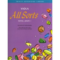 VIOLA ALL SORTS INITIAL TO GRADE 1
