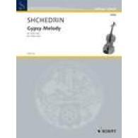 SHCHEDRIN R. GYPSY MELODY VIOLON SOLO