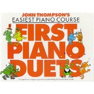 THOMPSON'S J. FIRST PIANO DUETS