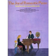 THE JOY OF ROMANTIC BOOK  1 PIANO