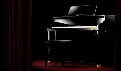 Casio: claviers et pianos numériques, accessoires de piano