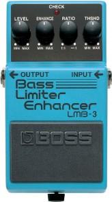 BOSS LMB-3 LIMITER ENHANCER BASS