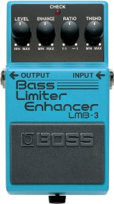 BOSS LMB-3 LIMITER ENHANCER BASS