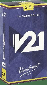ANCHES VANDOREN V21 N°2 5 CLARINETTE SIB