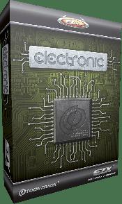 TOONTRACK ELECTRONIC EZX