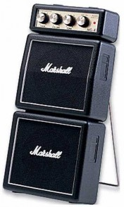 "AMPLI MARSHALL MS4 ""STACK STEREO"""
