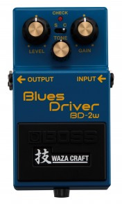 BOSS BS-2W BLUES DRIVER